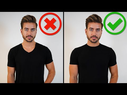 7 Shirts Types Men Should NEVER Wear | Men's Style | Alex Costa from YouTube · Duration:  6 minutes 49 seconds