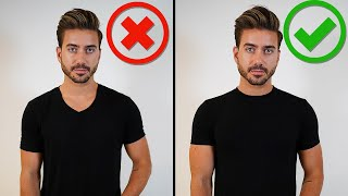 7 Shirts Types Men Should NEVER Wear | Men's Style | Alex Costa