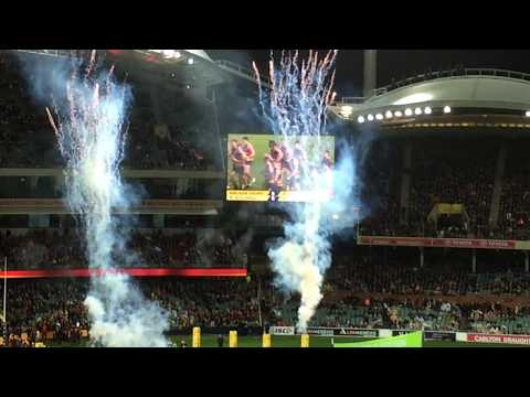 Adelaide Crows Royal Entrance @ Adelaide Oval 07-07-17