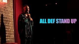 Tutweezy - You Gotta Stay Off That S**T | All Def Stand Up