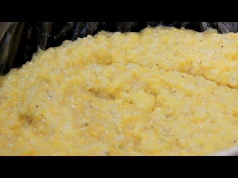 Vegetarian Polenta Recipe : Vegetarian Dishes To Please Meat Eaters