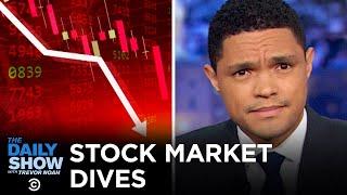 Stock Market Crash, Putin's Potential Term Reset & An African Locust Swarm | The Daily Show