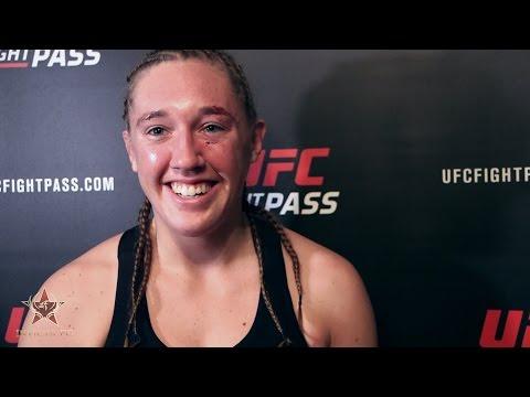 Invicta FC 21: Leah Letson Post-Fight Interview