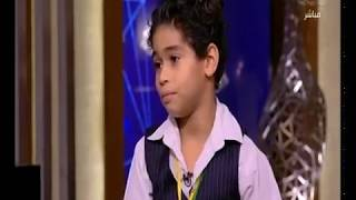 هنا العاصمة | طفل من ذوي الاحتياجات الخاصة يتحدث عن مشاكله .. الناظرة مش عاوزاني بالمدرسة