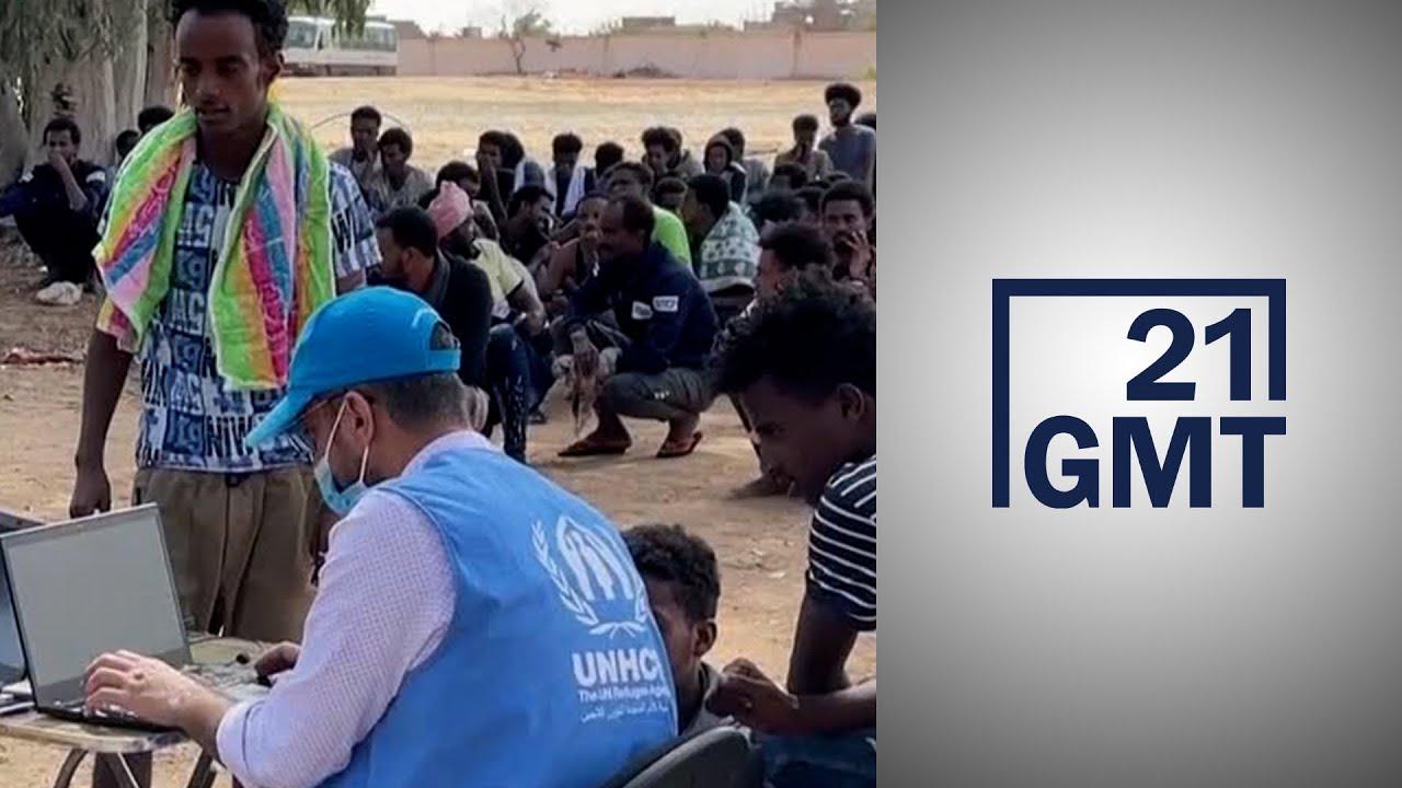 منظمات حقوقية انتقدت حملة السلطات الليبية ضد اللاجئين  - نشر قبل 9 ساعة
