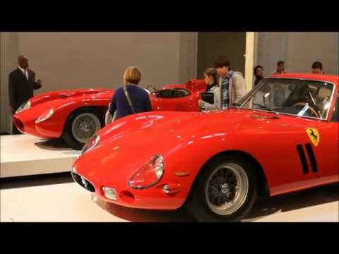 Check out Ralph Laurens car collection