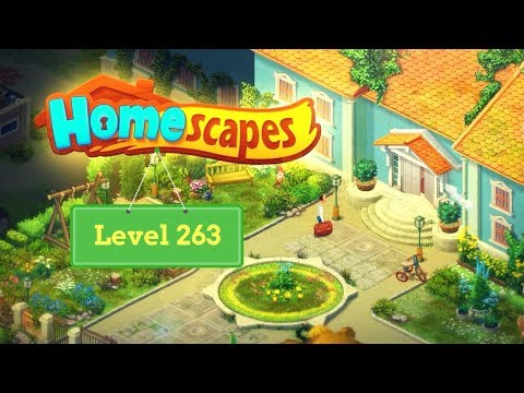 Homescapes Level 263 - How To Complete Level 263 On Homescapes