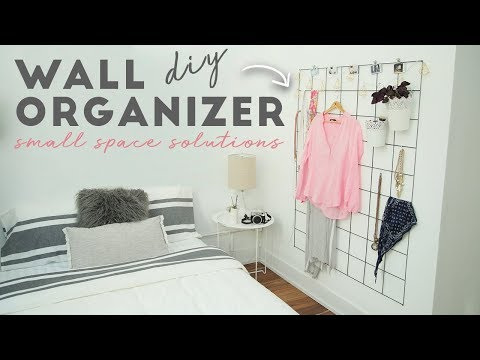 Trendy Wall Organizer Diy