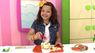 Простые рецепты: Завтрак Насти. Как приготовить ЙОГУРТ. Видео для детей(, 2015-07-31T04:57:36.000Z)