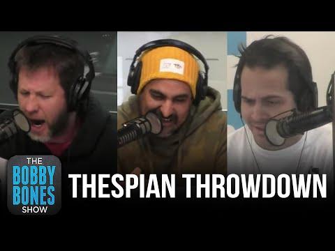Thespian Throwdown: Eddie, Lunchbox, & Raymundo Show Off Their Acting Skills