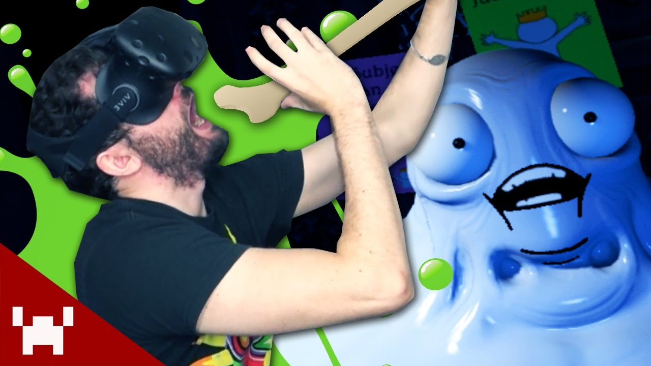 WEIRDEST VR GAME! (Accounting - HTC Vive Virtual Reality) - YouTube