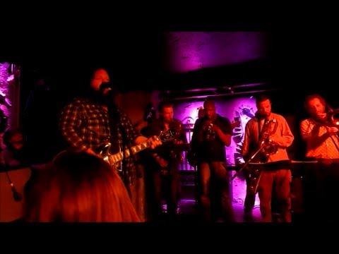 Matt Andersen & The Mellotones - Ophelia Cover