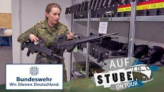 #54 Auf Stube on Tour: G36 und Co. - die Waffenkammer der Bundeswehr