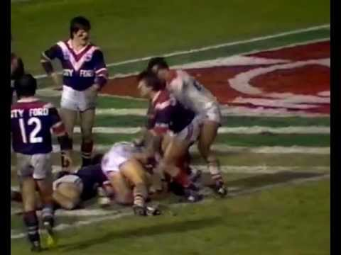 Eastern Suburbs (Sydney) Roosters 1992 Season (plus 1984 Panasonic Cup Final Segement)