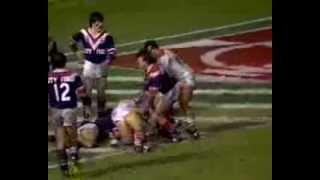 Eastern Suburbs (Sydney) Roosters 1992 Season (plus 1984 Panasonic Cup Final Segement)