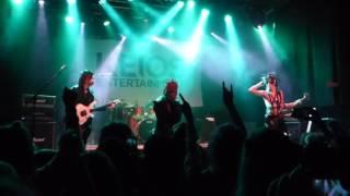 DISREIGN / YOHIO - Genesis - KEIOS FESTIVAL Stockholm 2016-06-18