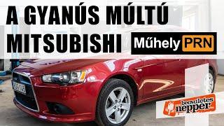 MűhelyPRN 43.: A gyanús múltú Mitsubishi
