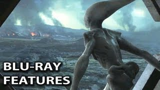 Prometheus Blu-Ray Features, Alternative Endings and Bonus thumbnail
