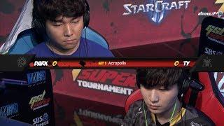 [2019 GSL ST S2] Grand Finals Dark vs TY (Part1)