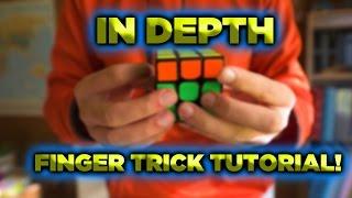 Speedcubing Finger Tricks You Need to Know! + Slomo Examples