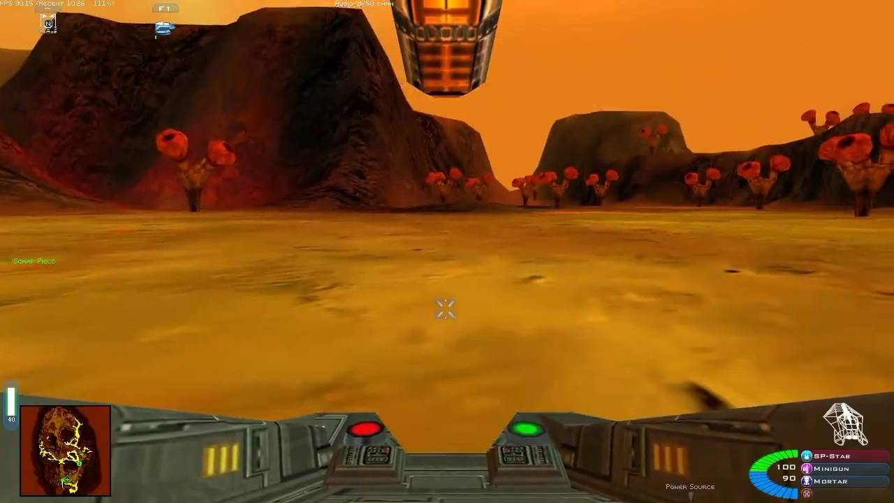 Battlezone 2 single player game play youtube for Battlezone 2