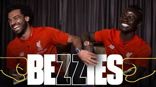 Download BEZZIES with Salah and Mane   Fastest? Best haircut? Coffee or Lovren? Mp3 and Videos
