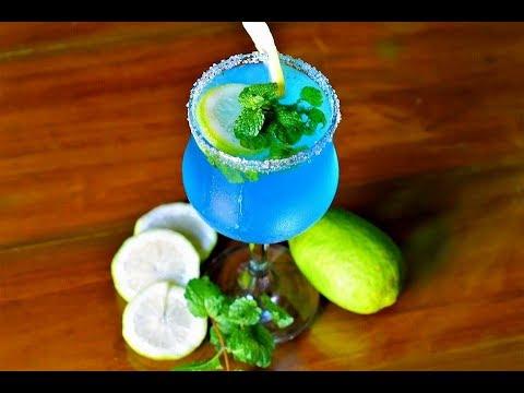 Blue Moon Drinks Blue Ocean Drinks With Few Ingredients Blue Moon Drinks Recipe