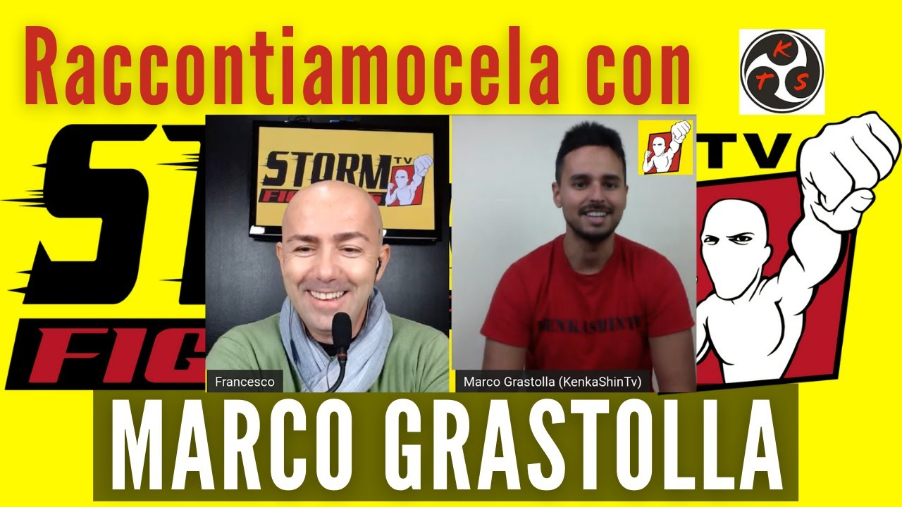 Karate Kenka Raccontiamocela con Marco Grastolla