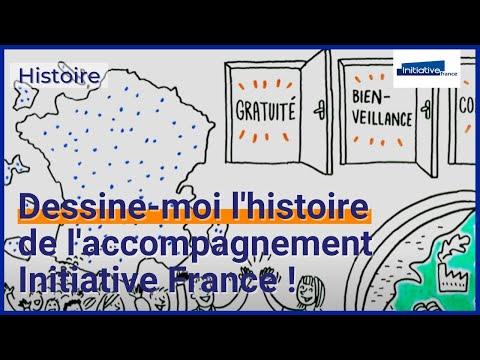 Histoire de l'accompagnement Initiative France