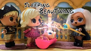 💤LOL Surprise! | Sleeping BeauTwang | Stop Motion Video | Featuring LOL Hair Goals 👑