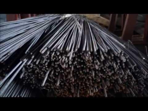 Видео Металлопрокат металл арматура