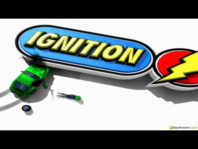Ignition gameplay (PC Game, 1997)