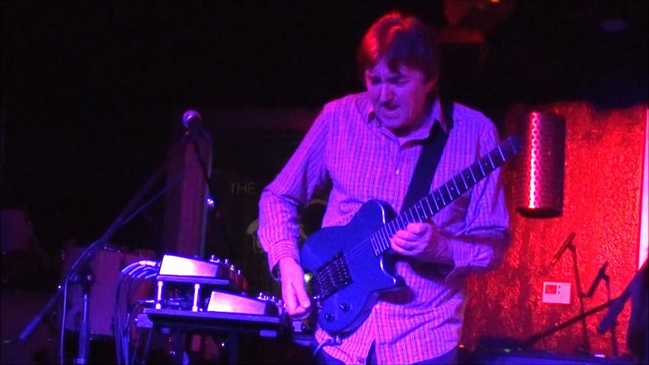 Allan Holdsworth Allan Holdsworth 39s Concert In Houston Tx Nov 15 2011 Gas