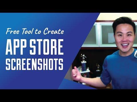 Free Tool to Create App Store Screenshots