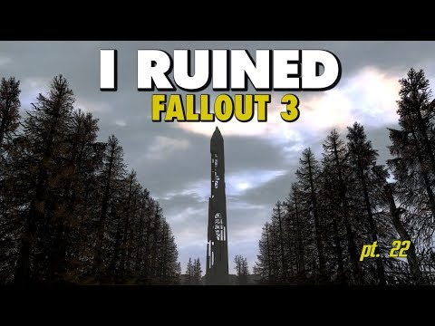 I Ruined Fallout 3 With Mods - Part 22 - Working With Drugs thumbnail