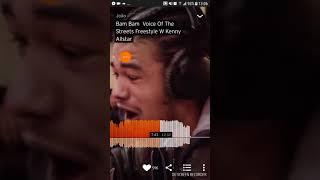 Bam Bam- Voice of the streets #KennyAllstar