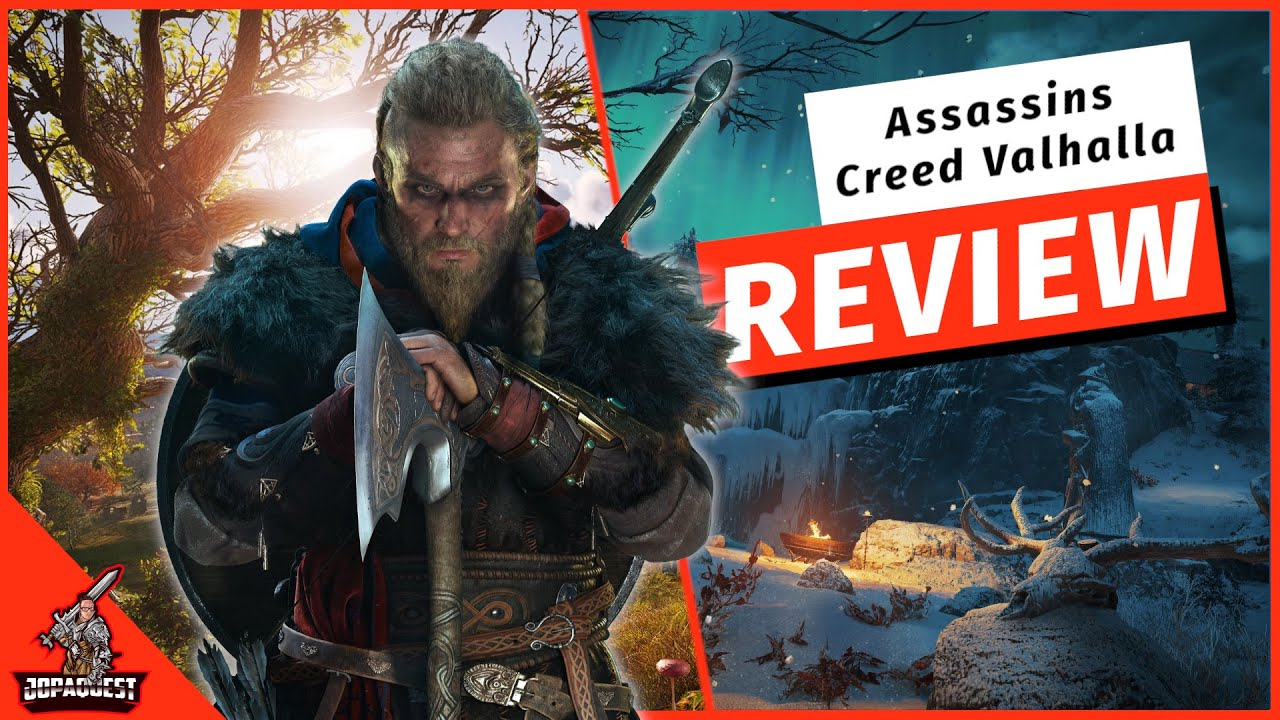 Download Assassins Creed Valhalla: A Longtime Fan Review - For Glory, Death & Odin!