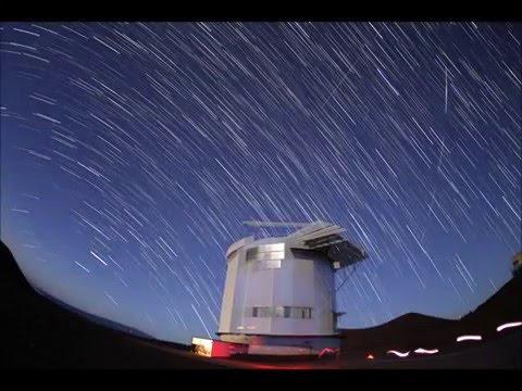 James Clerk Maxwell Telescope, Mauna Kea, Hawai