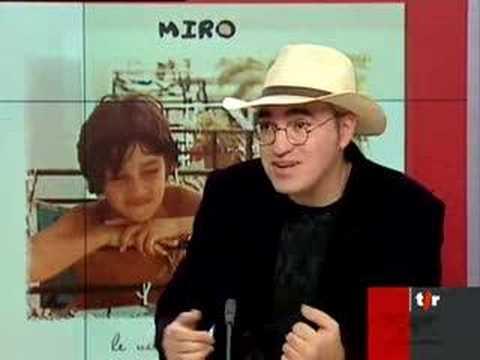 MIRO - TSR journal télévisé Suisse