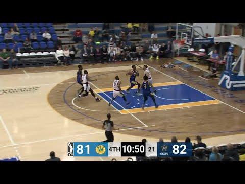 CJ Wilcox (10 points) Highlights vs. Salt Lake City Stars