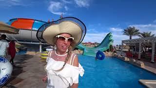 ЕГИПЕТ ШИКАРНЫЙ НЕДОРОГОЙ ОТЕЛЬ В ШАРМЕ Albatros Aqua Blu ПИТАНИЕ АЛЬБАТРОС АКВАПАРК
