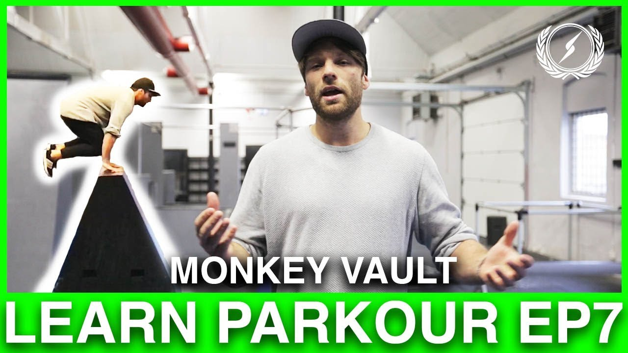 How to double kong vault parkour tutorial youtube.