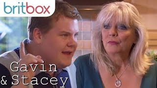 Smithy Doesn't Share Takeaways | Gavin and Stacey