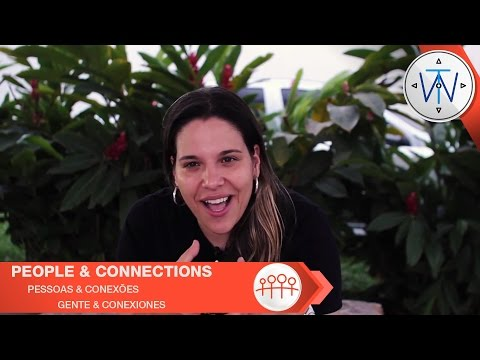 # 13 Traveling the World - People & Connections