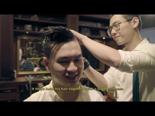 The Gentsbay visited House of Barbaard Saigon Barbershop & Loungebar