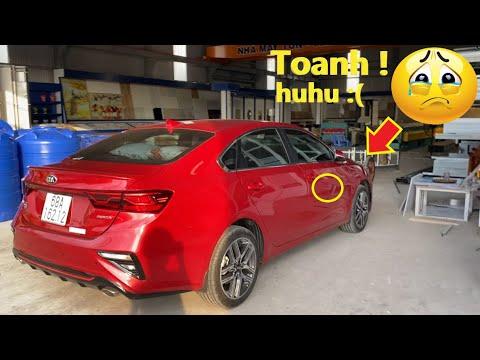 ThanhTrung Vlogs #1 Toanh Rồi Chiếc Xe Mới Mua Của Mình :((   My New Car Has BROKEN