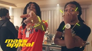 "Migos ""Bitch Dab"" (Accidental Music Video)"