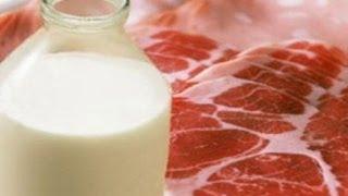 Ю. А. Фролов. Исторический аспект употребления мяса и молока