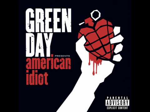 Green Day St Jimmy Lyrics
