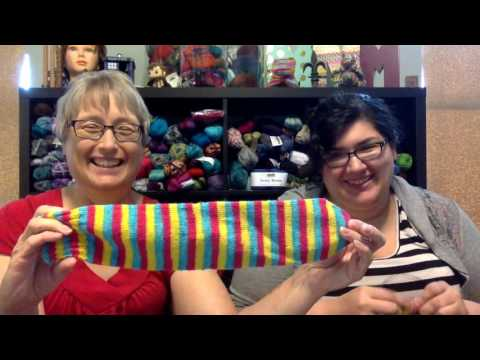 Cherry Purls Episode 15 - Turr De Fleece